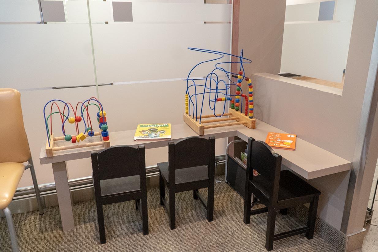 Oakridge Crossing Dental | Children's Play Area