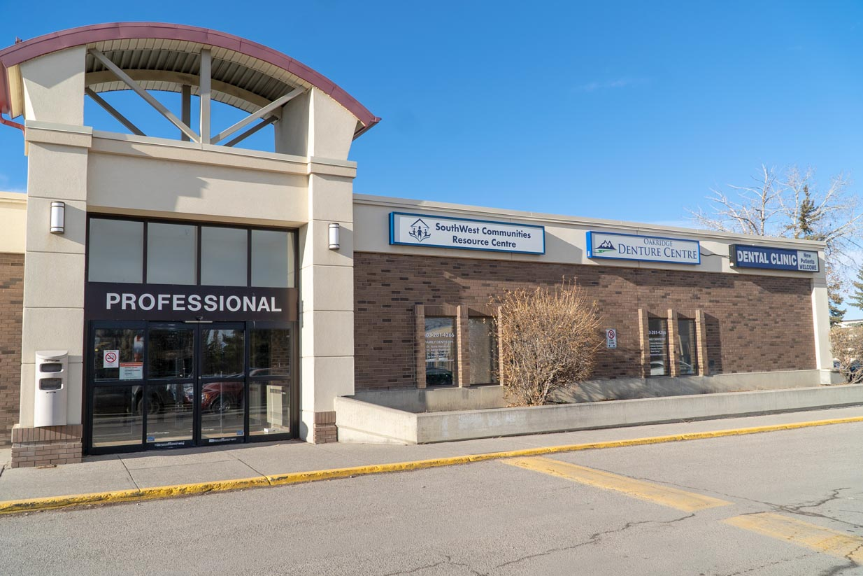 Oakridge Crossing Dental | Exterior