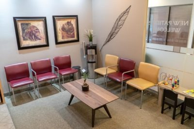 Oakridge Crossing Dental | Patient Waiting Area